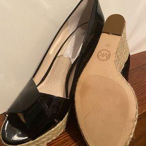 MK wedge shoes